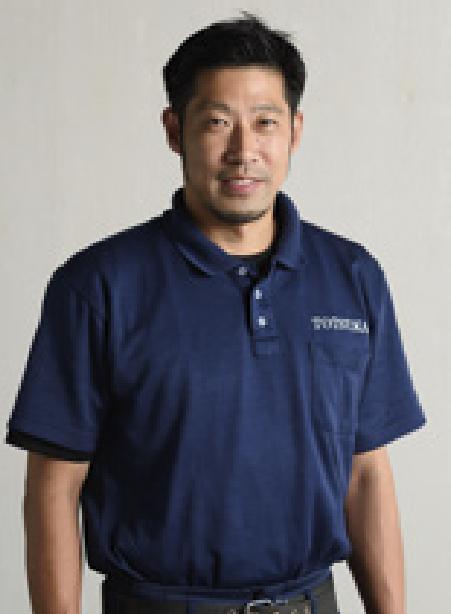 戸塚重量 代表取締役 金子俊光さんの画像